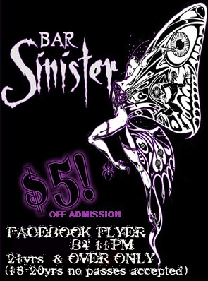bar sinister purgatory